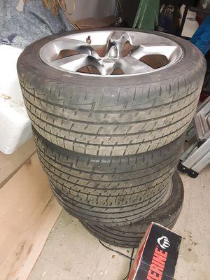 Stock wheels 05 nissan 350 z for Sale in Castle Hayne, NC