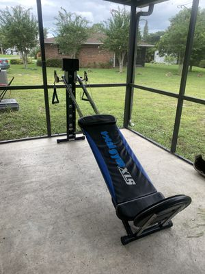 Total Gym XLS for Sale in Tampa, FL
