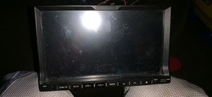 Car stereo with navigation Bluetooth cd and DVD player for Sale in Addison, NY