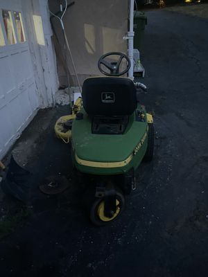John deer for Sale in Middletown, CT