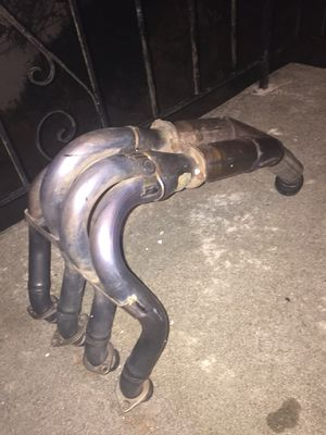 Stock headers 2006/7 Kawasaki ZX10r Motorcycle Exhaust for Sale in Seattle, WA