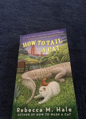 Bestseller mystery book like new for Sale in Columbus, OH