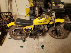 Rare Suzuki and Indian kids motorcycles ~50cc each for Sale in Atlanta, GA