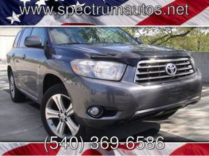 2009 Toyota Highlander for Sale in Fredericksburg, VA