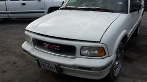 GMC JIMMY 009 ENGINE & TRANSMISIÓN BODY PARTS for Sale in Dallas, TX