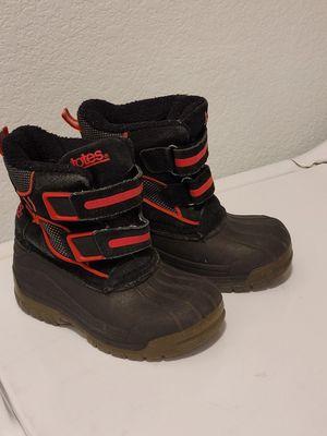 Boy snow boots for Sale in Phoenix, AZ