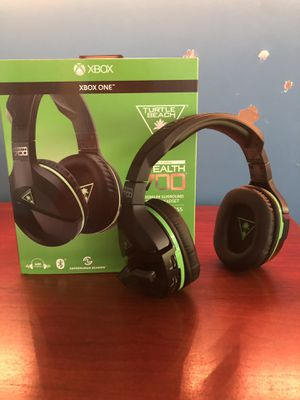 Turtle Beach Earforce Stealth 700   Xbox One for Sale in Great Falls, VA