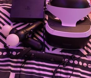 Playstation Vr Headset for Sale in Philadelphia,  PA
