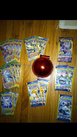 Pokemon Cards and Items for Sale in Louisville, KY