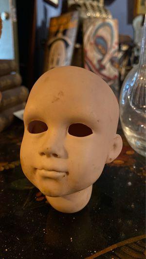 Antique Vintage Porcelain Baby Doll Head for Sale in Fort Lauderdale, FL