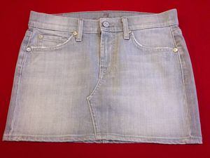 Brand New! Seven Brand Gray Denim Skirt for Sale in Las Vegas, NV