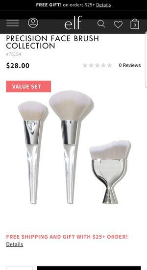 Elf beautifully precise face brush for Sale in Vernon, CA