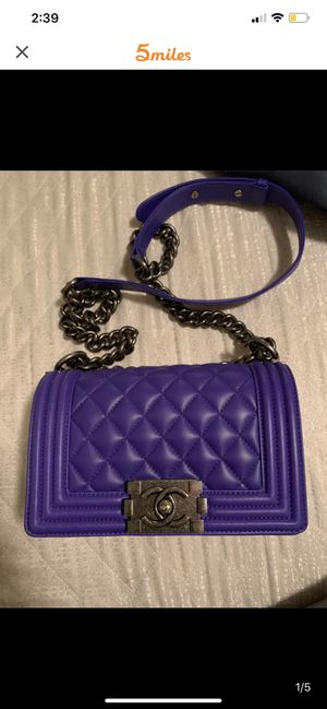 Small Chanel boy bag for Sale in Oceanside, CA
