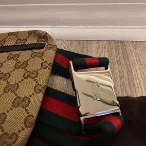 Vintage Gucci belt waist bag **100% AUTHENTIC** for Sale in Miami, FL