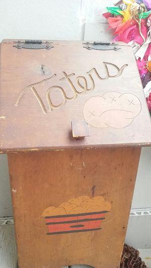 Potatoes box for Sale in La Vergne, TN