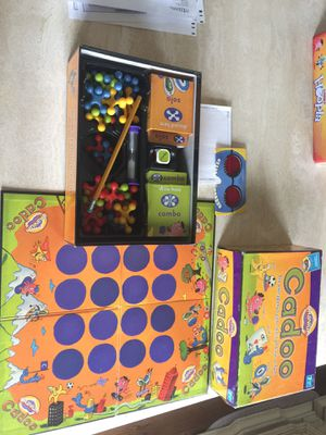 Cadoo board game for 7 and up for Sale in Colorado Springs, CO