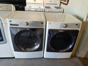 Kenmore washer & gas dryer set for Sale in Houston, TX