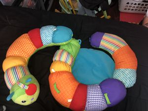 Caterpillar baby pillow for Sale in Brockton, MA