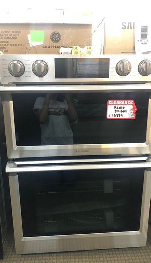 Samsung stainless steel microwave oven combo for Sale in Houston, TX