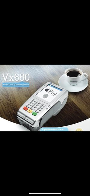 VX 680 Credit card terminal for Sale in Detroit, MI