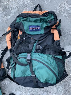 Jansport Hiking Backpack (2) for Sale in Houston, TX