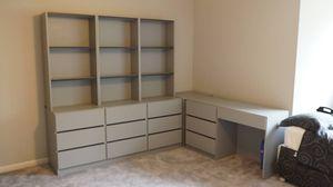 Bedroom set 8 piece custom built for Sale in Owings Mills, MD