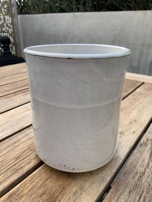 Glossy Ceramic Container for Sale in San Diego, CA