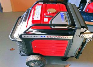 Honda EU7000IAT1 == Portable Generator for Sale in Walton, NE