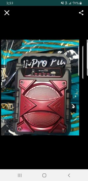 PORTABLE SPEAKERS for Sale in E RNCHO DMNGZ, CA