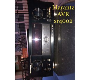 MARANTZ RECEIVER AVR SR4002 for Sale in Baldwin Park, CA