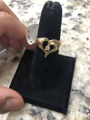Anillo de oro de 14k listo para regalar for Sale in Washington, DC