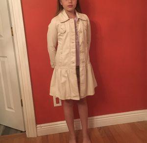 Long beautiful girl jacket, Gap. Size 6-7 for Sale in Upper Saddle River, NJ