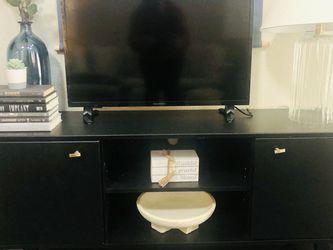 Brand New! Black Tv Stand for Sale in Sacramento,  CA