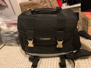 Canon 200DG deluxe gadget camera bag for Sale in Arcadia, CA
