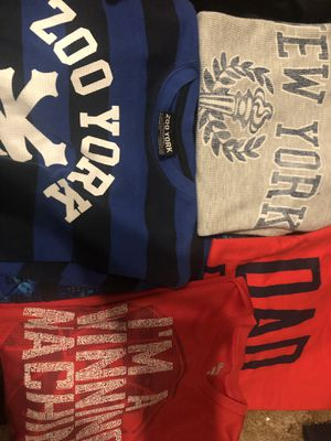 Youth 12-14 long sleeves for Sale in Grapeview, WA
