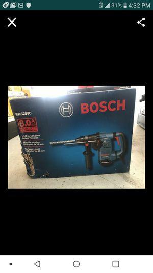 "BOSCH RH328VC SDS PLUS ROTARY HAMMER KIT 1 1/8"" NEW NUEVO✌🙏💪💪💪 for Sale in Las Vegas, NV"