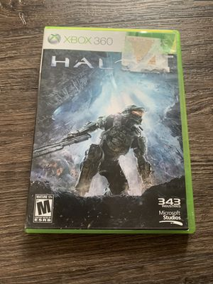 Xbox 360 Halo game for Sale in Round Lake, IL