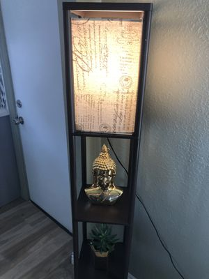 Floor standing lamp. (Lamp only) for Sale in Santa Ana, CA