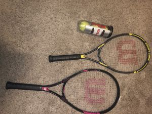 Tennis racket for Sale in Van Buren Charter Township, MI