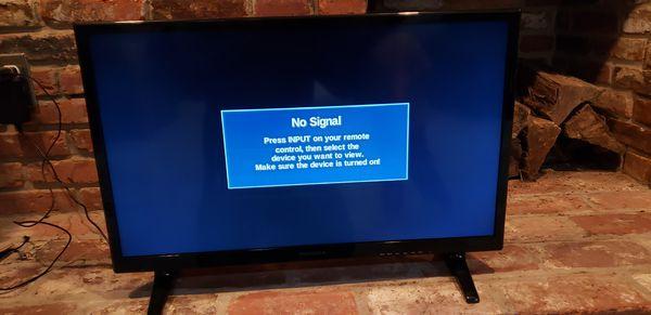 Insignia 28' HD tv