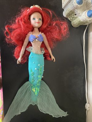 Disney Ariel Porcelain doll for Sale in Vancouver, WA