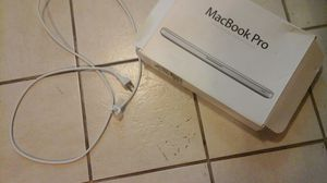 MacBook Pro Power Cord for Sale in Fresno, CA