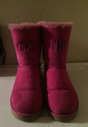 Pink Ugg Boots for Sale in Dallas, TX