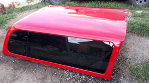 Shugtop Camper shell for Tacoma extra cab for Sale in West Puente Valley, CA