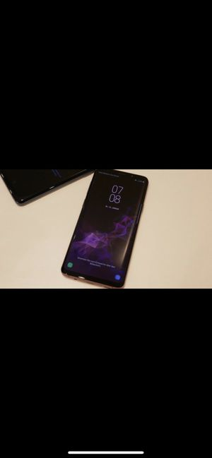 Galaxy 9 plus NEW for Sale in Clifton, NJ