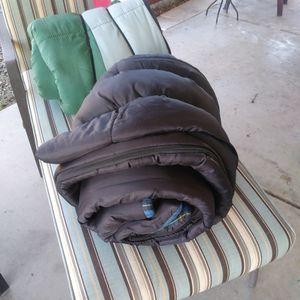 Adult Size Sleeping Bag for Sale in Phoenix, AZ