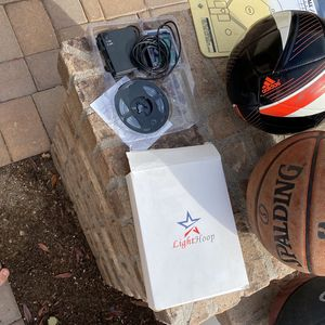 Led Lights For Basketball Hoop for Sale in Phoenix, AZ