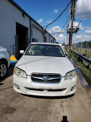 Parting Out 2008 Subaru Legacy 2.5L for Sale in Irving, TX