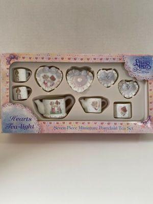 Enesco Precious Moments Collection Hearts Tea-Light for Sale in Garden Grove, CA