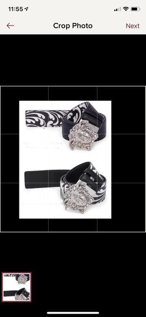 Versace men's belt for Sale in Hyattsville, MD